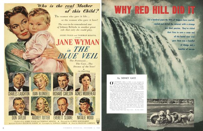 Article Preview: WHY RED HILL DID IT, November 1951 | Maclean's