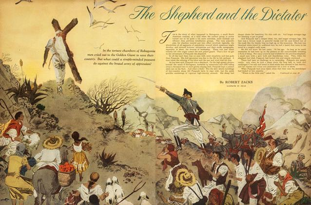 Article Preview: The Shepherd and the Dictator, December 1951 | Maclean's
