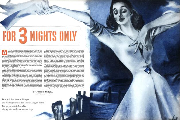 Article Preview: FOR 3 NIGHTS ONLY, May 1952 | Maclean's