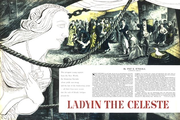 Article Preview: LADY IN THE CELESTE, May 1952   Maclean's