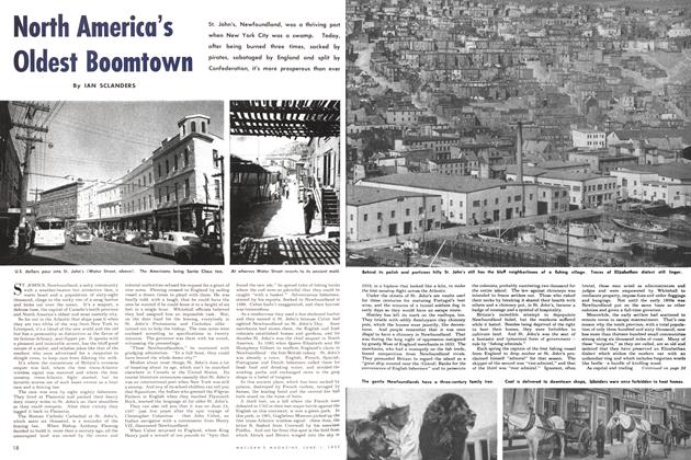 Article Preview: North America's Oldest Boomtown, June 1952 | Maclean's