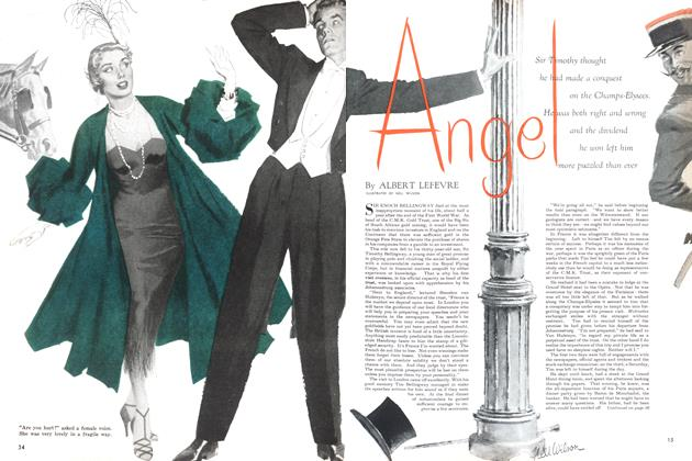 Article Preview: Angel, June 1952 | Maclean's