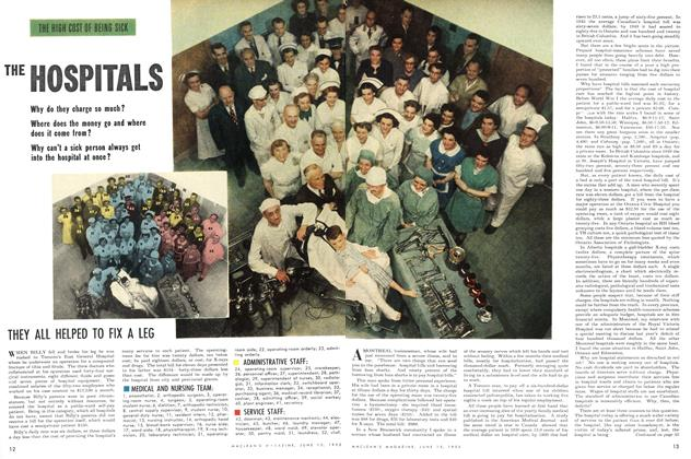 Article Preview: THE HOSPITALS, June 1952 | Maclean's