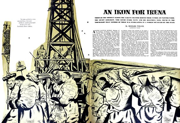 Article Preview: AN IKON FOR IRENA, August 1952 | Maclean's