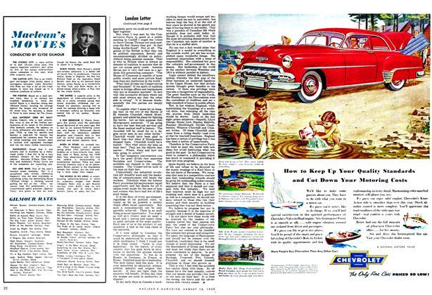 Article Preview: Maclean's MOVIES, August 1952 | Maclean's