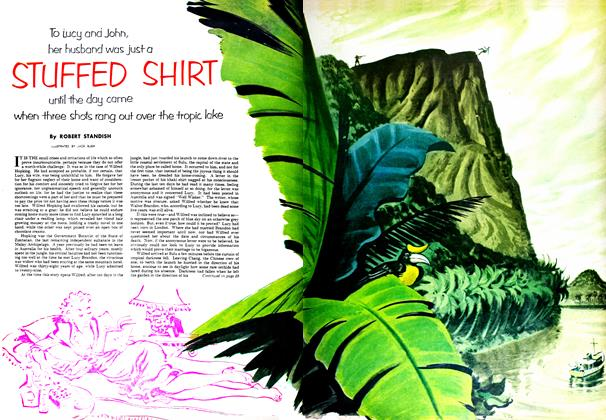 Article Preview: STUFFED SHIRT, September 1952 | Maclean's