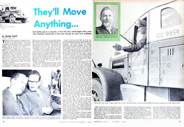 Article Preview: They'll move Anything..., October 1952 | Maclean's