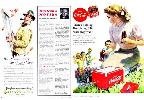 Article Preview: Maclean's MOVIES, October 1952 | Maclean's