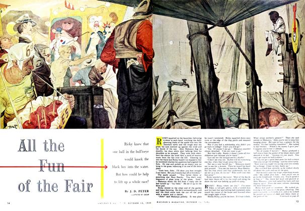 Article Preview: All the Fun of the Fair, October 1952 | Maclean's