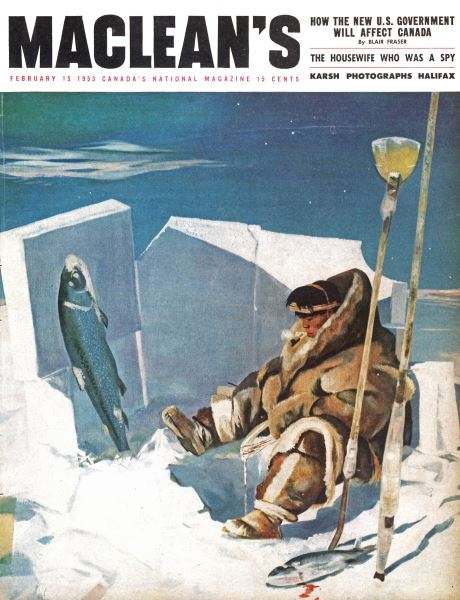 Issue: - February 1953 | Maclean's