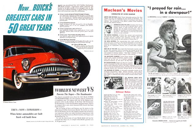 Article Preview: Maclean's Movies, March 1953 | Maclean's