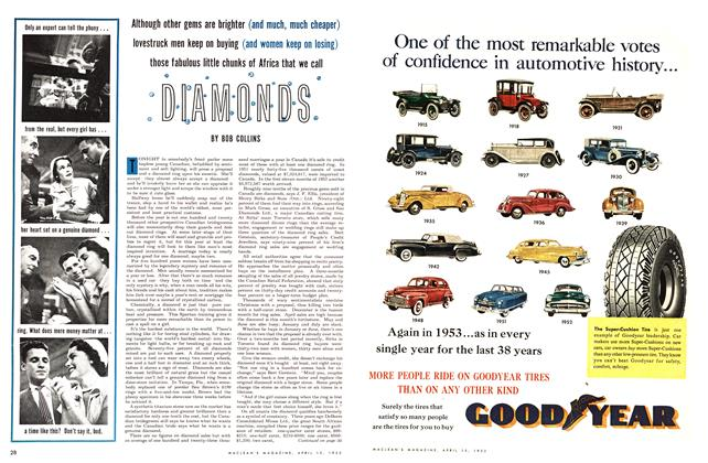 Article Preview: DIAMONDS, April 1953 | Maclean's