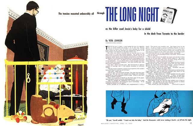 Article Preview: THE LONG NIGHT, April 1953 | Maclean's