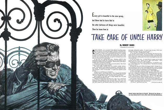 Article Preview: TAKE CARE OF UNCLE HARRY, May 1953 | Maclean's