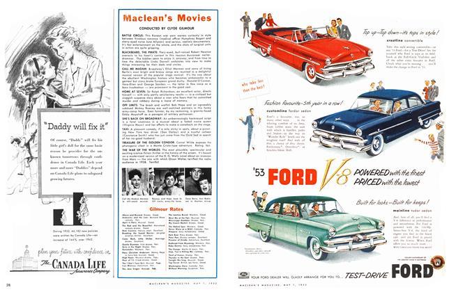 Article Preview: Maclean's Movies, May 1953   Maclean's
