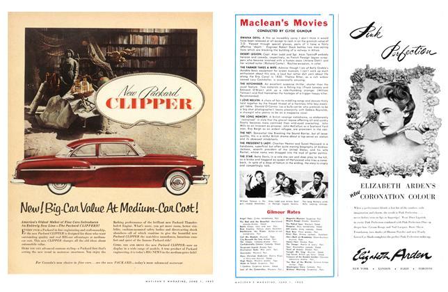 Article Preview: Maclean's Movies, June 1953 | Maclean's