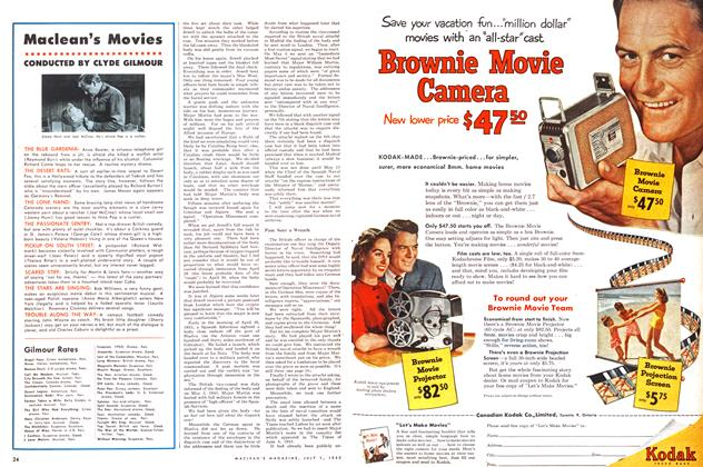 Article Preview: Maclean's Movies, July 1953 | Maclean's