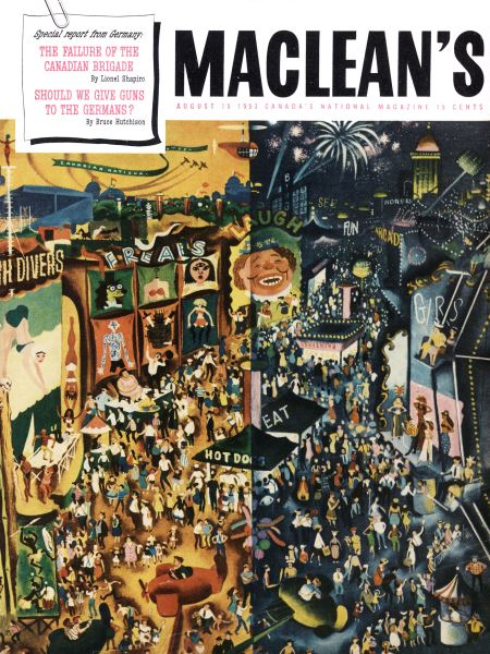 Issue: - August 1953 | Maclean's