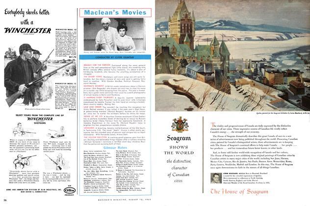Article Preview: Maclean's Movies, August 1953 | Maclean's