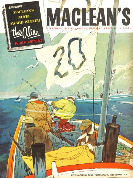 Issue: - September 1953 | Maclean's