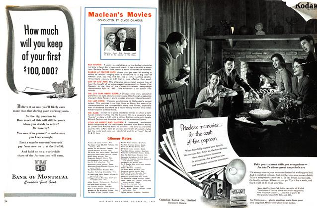 Article Preview: Maclean's Movies, October 1953 | Maclean's