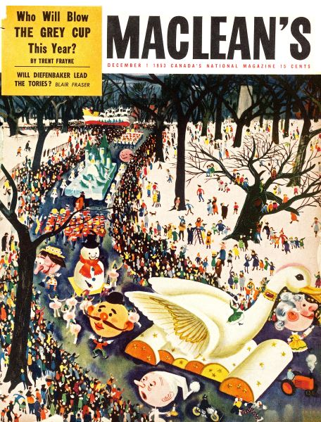 Issue: - December 1953 | Maclean's