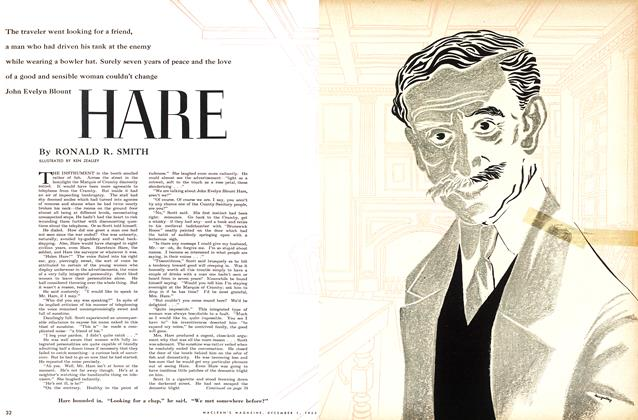 Article Preview: HARE, December 1953 | Maclean's