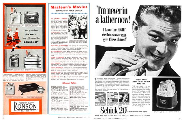 Article Preview: Maclean's Movies, December 1953 | Maclean's
