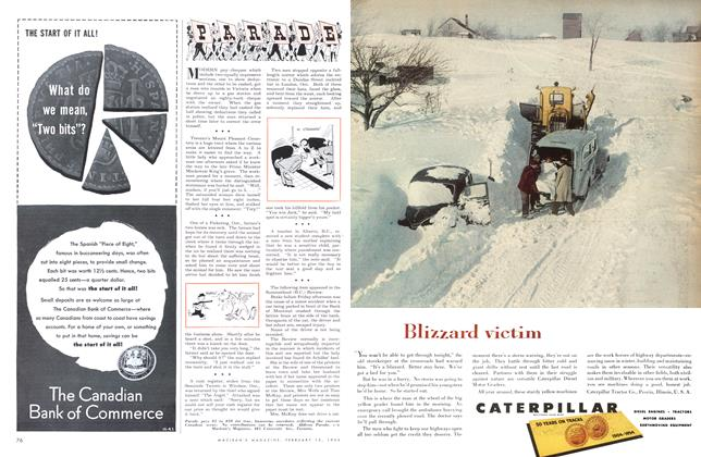 Article Preview: PARADE, February 1954 | Maclean's
