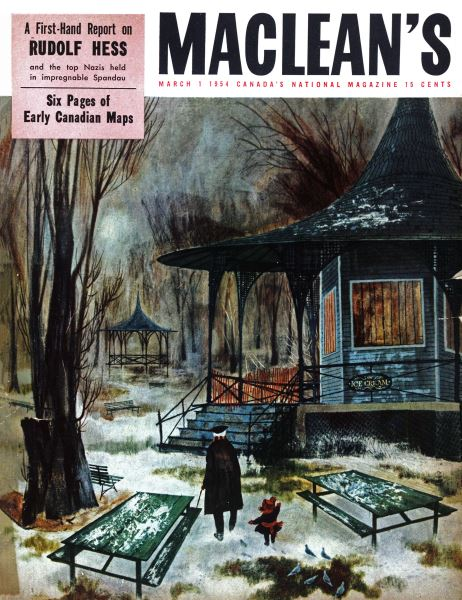 Issue: - March 1954 | Maclean's
