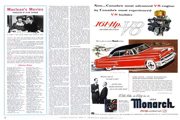 Article Preview: Maclean's Movies, March 1954 | Maclean's