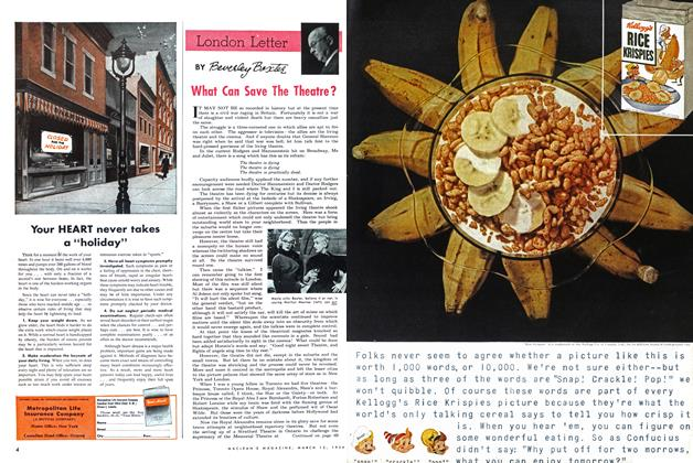 Article Preview: London Letter, March 1954 | Maclean's