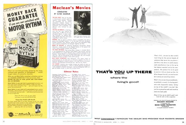 Article Preview: Maclean's Movies, April 1954 | Maclean's