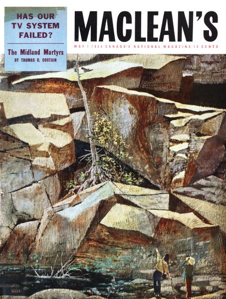 Issue: - May 1954   Maclean's