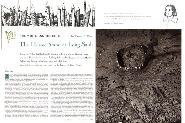Article Preview: The Heroic Stand at Long Sault, May 1954 | Maclean's