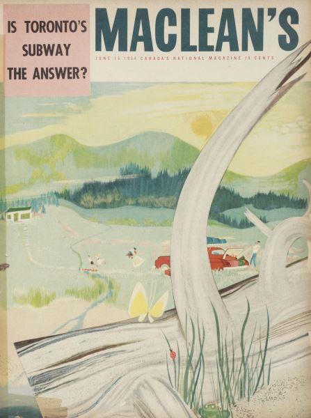Issue: - June 1954   Maclean's