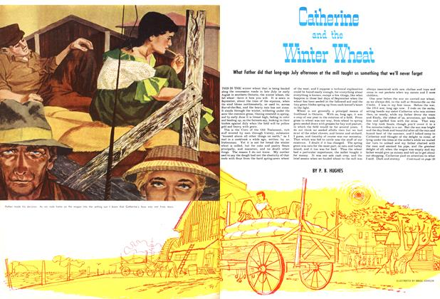 Article Preview: Catherine and the Winter Wheet, July 1954 | Maclean's