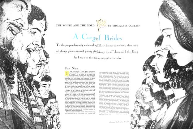 Article Preview: A Cargo of Brides, July 1954 | Maclean's