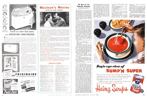 Article Preview: Maclean's Movies, July 1954 | Maclean's