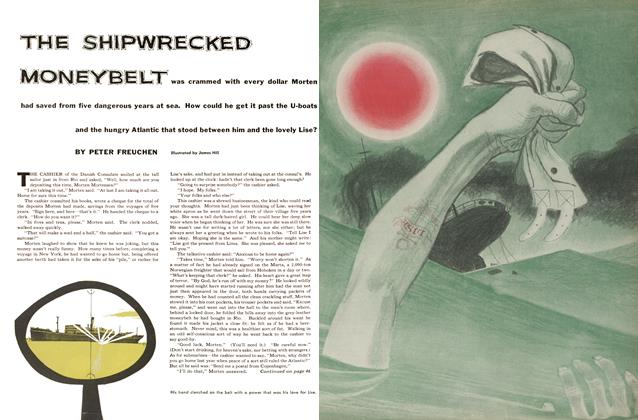 Article Preview: THE SHIPWRECKED MONEYBELT, September 1954 | Maclean's