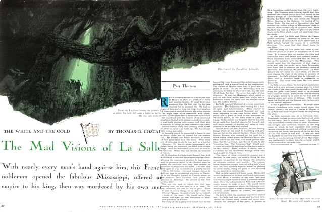 Article Preview: The Mad Visions of La Salle, September 1954 | Maclean's