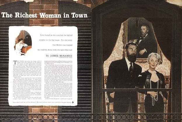 Article Preview: The Richest Woman in Town, October 1954 | Maclean's