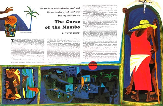 Article Preview: The Curse of the Mambo, October 1954 | Maclean's