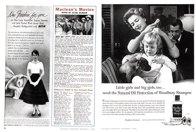 Article Preview: Maclean's Movies, November 1954 | Maclean's