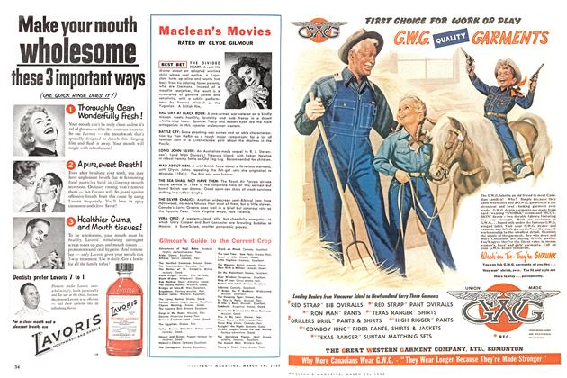 Article Preview: Maclean's Movies, March 1955 | Maclean's