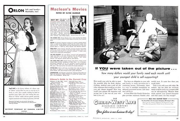 Article Preview: Maclean's Movies, April 1955 | Maclean's