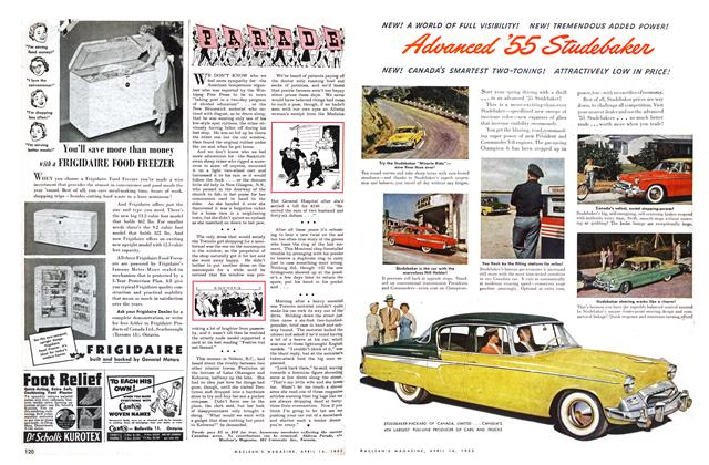Article Preview: PARADE, April 1955 | Maclean's