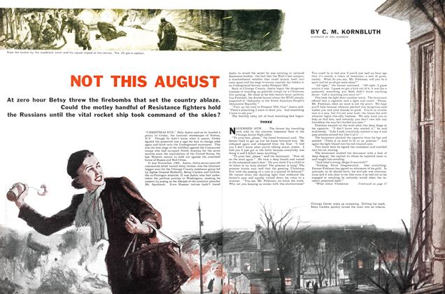 Article Preview: NOT THIS AUGUST, June 1955 | Maclean's