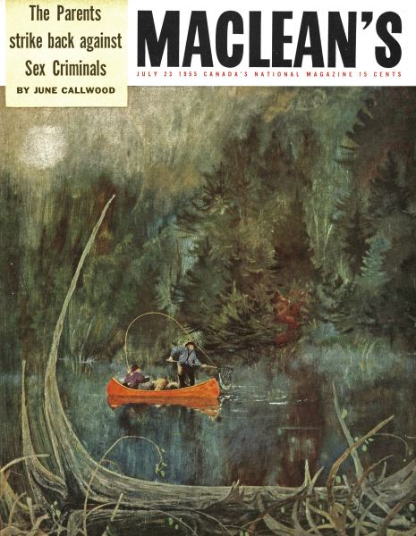 Issue: - July 1955 | Maclean's