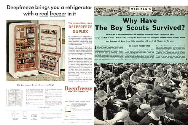 Article Preview: Why Have The Boy Scouts Survived?, August 1955 | Maclean's